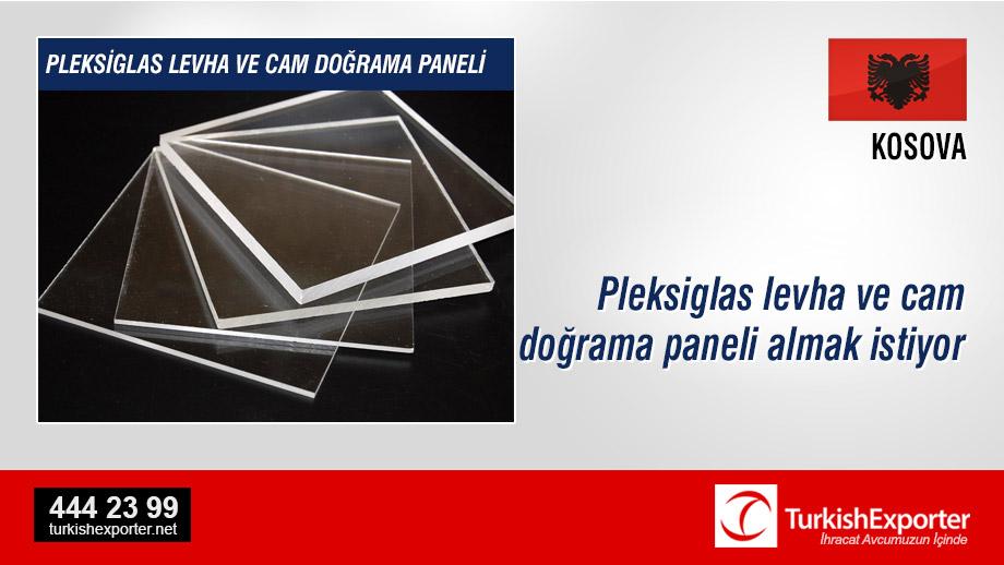 Plexiglass-sheets