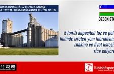 5 ton/h kapasiteli toz ve pelet halinde ureten yem fabrikasinin makina ve fiyat listesini rica ediyoruz