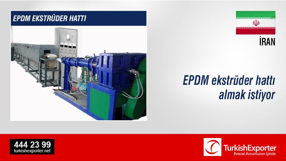 EPDM-extruder-line
