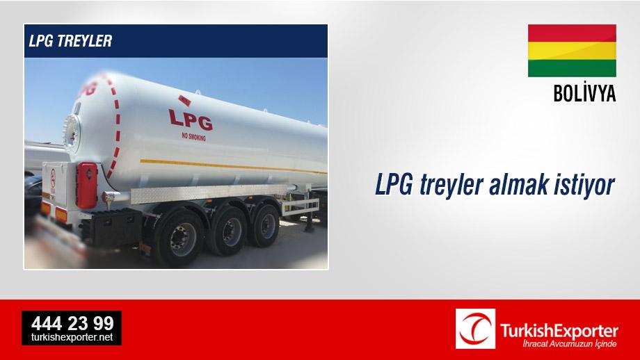 LPG-semi-trailers