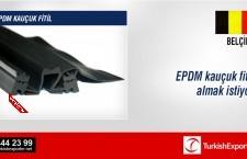 EPDM kauçuk fitil almak istiyor
