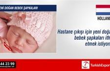 Yeni doğan bebek şapkaları