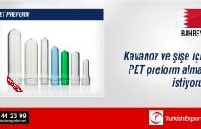 PET preform