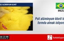 Poli alüminyum klorit