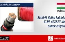 Elektrik iletim kabloları