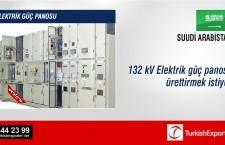 Elektrik güç panosu