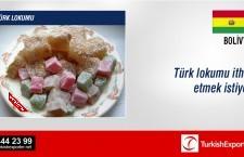 Türk lokumu ithal etmek istiyor