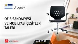 Ofis sandalyesi ve mobilyası çeşitleri talebi