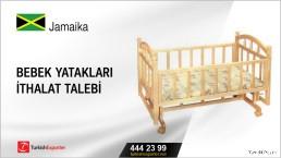Bebek yatakları ithalat talebi