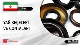İran, Yağ keçeleri ve contaları