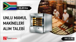 ALL BAKERY EQUIPMENTS PRICE INQUIRY FROM SOUTH AFRICA