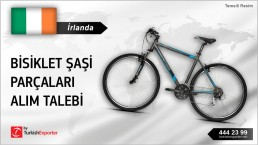BICYCLE COMPONENTS IMPORT INQUİRY FROM IRELAND
