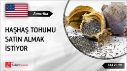 POPPY SEEDS REQUESTED TO IMPORT TO USA