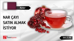 POMEGRANATE TEA BUYING REQUEST FROM QATAR