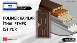POLYMER DOORS TO IMPORT TO ISRAEL