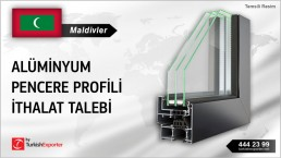 ALUMINUM WINDOW PROFILES REQUIRED IN MALDIVES