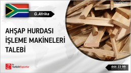 WOODWASTE PROCESSING MACHINERY INQUIRY FROM SOUTH AFRICA