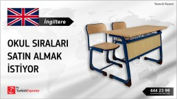 STUDENT ARM CHAIRS REQUEST FROM UNITED KINGDOM