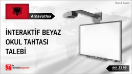 INTERACTIVE WHITEBOARD IMPORT INQUIRY FROM ALBANIA
