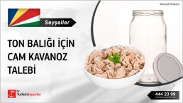 Glass jar to can Tuna fish in Seychelles
