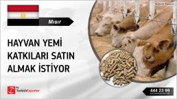 FEED ADDITIVES MINERALS, VITAMINS REQUEST FROM EGYPT