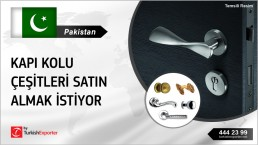 DOORS HANDLES REQUESTED TO IMPORT TO PAKISTAN