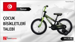 KIDS BICYCLES WHOLESALE BUY INQUIRY FROM TUNISIA