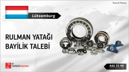 BEARING HOUSING REQUESTED TO DISTRIBUTE IN LUXEMBOURG