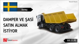 TIPPING TRAILER AND CHASSIS INQUIRY FROM SWEDEN