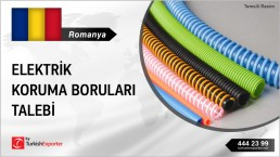 ELECTRIC PROTECTION TUBES PURCHASE REQUEST FROM ROMANIA
