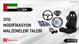 AUTO MODIFICATION MATERIALS TO IMPORT TO UAE