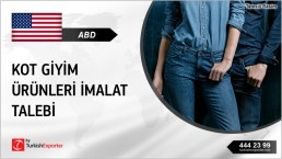 JEANS DENIM GARMENTS INQUIRY FROM USA