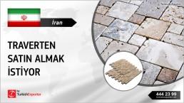 TRAVERTINE PURCHASING REQUEST RFQ FROM IRAN