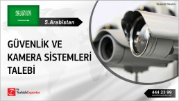 CCTV SECURITY SYSTEMS REQUIRED FOR SAUDI ARABIA