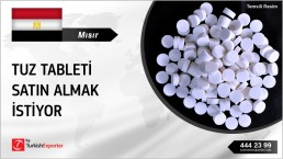 SALT TABLETS PRICE INQUIRY FROM EGYPT
