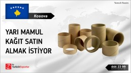 PAPERS NEEDED FOR PAPER CORE MANUFACTURING IN KOSOVO