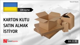 CARTON BOXES FOR DRIED FRUITS NEEDED IN UKRAINE