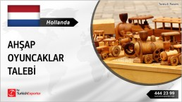 WOODEN TOYS MANUFACTURERS REQUIRED IN NETHERLANDS