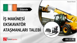 ATTACHMENTS FOR WHEEL LOADERS REQUIRED IN IRELAND