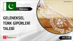 TURKISH TRADITIONAL EMBROIDERY IMPORT TO PAKISTAN