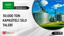 SILOS 30.000 MT CAPACITY OFFER REQUEST FROM SAUDI ARABIA