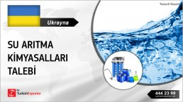 INQUIRY FOR WATER TREATMENT CHEMICALS FROM UKRAINE