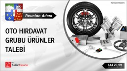 AUTOMOTIVES HARDWARES RANGE PRODUCTS REQUIRED IN REUNION ISLAND