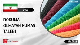 SPUNLACE AND NONWOVEN FABRIC REQUEST FROM IRAN