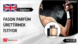 PERFUMES, AFTERSHAVES PRIVATE LABEL REQUEST FROM UNITED KINGDOM