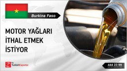 LUBRICANTS ALL PURPOSES IMPORT INQUIRY FROM BURKINA FASO