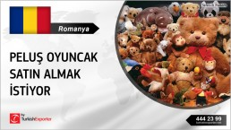 PLUSH TOYS BUYING INQUIRY FROM ROMANIA