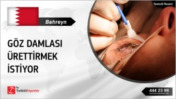 EYE SURGICAL PRODUCTS IMPORT INQUIRY FROM BAHRAIN