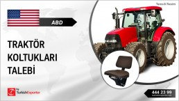LOOKING TO SOURCE SEATS FOR TRACTORS SHIPPING TO USA