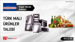 HOUSEHOLD APPLIANCES TO IMPORT TO CAPE VERDE ISLANDS